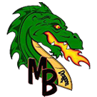 Mid-Buchanan High School logo