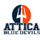 Attica Senior High School logo