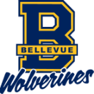 Bellevue High School logo