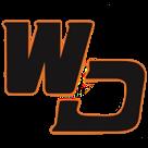 West Delaware High School  logo