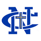 Newman Central Catholic High School logo