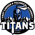 East Career & Technical Academy logo