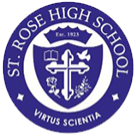 St. Rose High School logo
