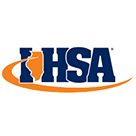 Illinois High School Association HD logo