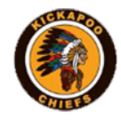 Kickapoo High School logo