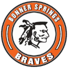 Bonner Springs High School logo