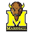 Thurgood Marshall High School logo