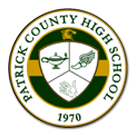 Patrick County High School logo