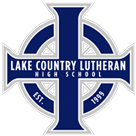 Lake Country Lutheran High School logo