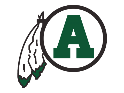 Adair High School logo