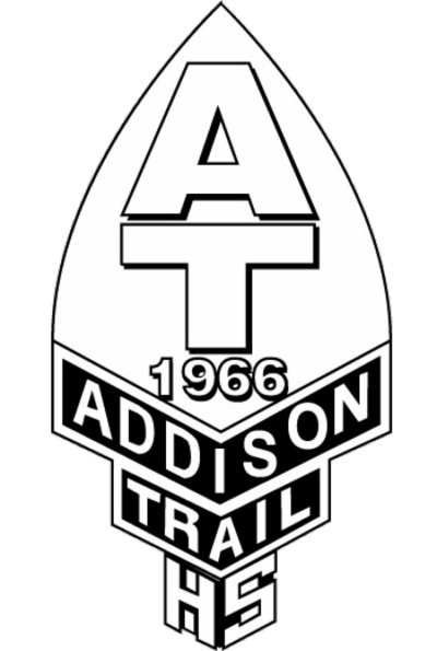 Addison Trail High School logo