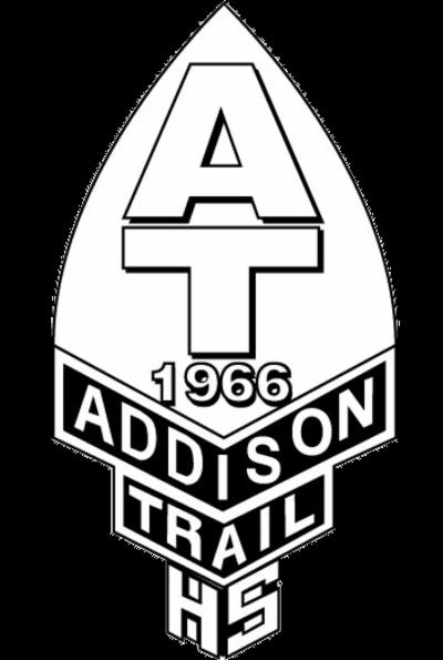 Addison Trail High School logo