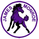 James Monroe High School logo