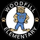 Woodfill Elementary School logo