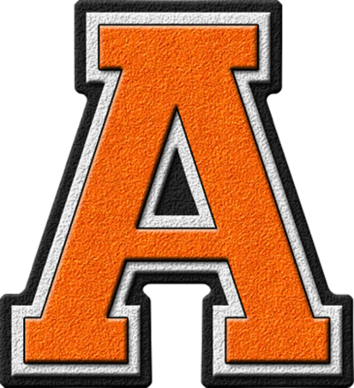 Afton High School  logo
