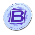 Baldwin Arts and Academics Magnet School logo