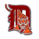 Deshler High School logo