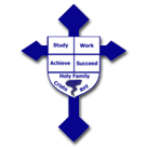 Holy Family Cristo Rey Catholic High School logo