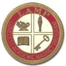 Loveless Academic Magnet Program School logo