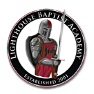 Lighthouse Baptist Academy logo