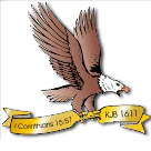 Victory Baptist School logo