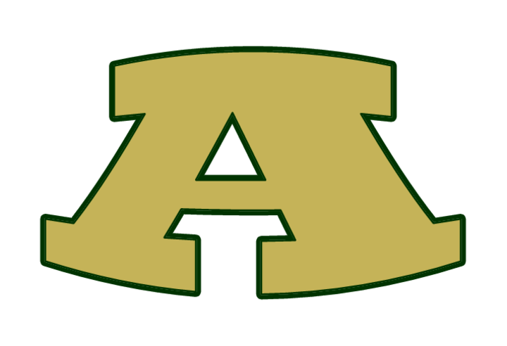 Alma High School logo