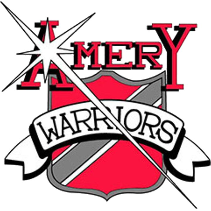Amery High School logo