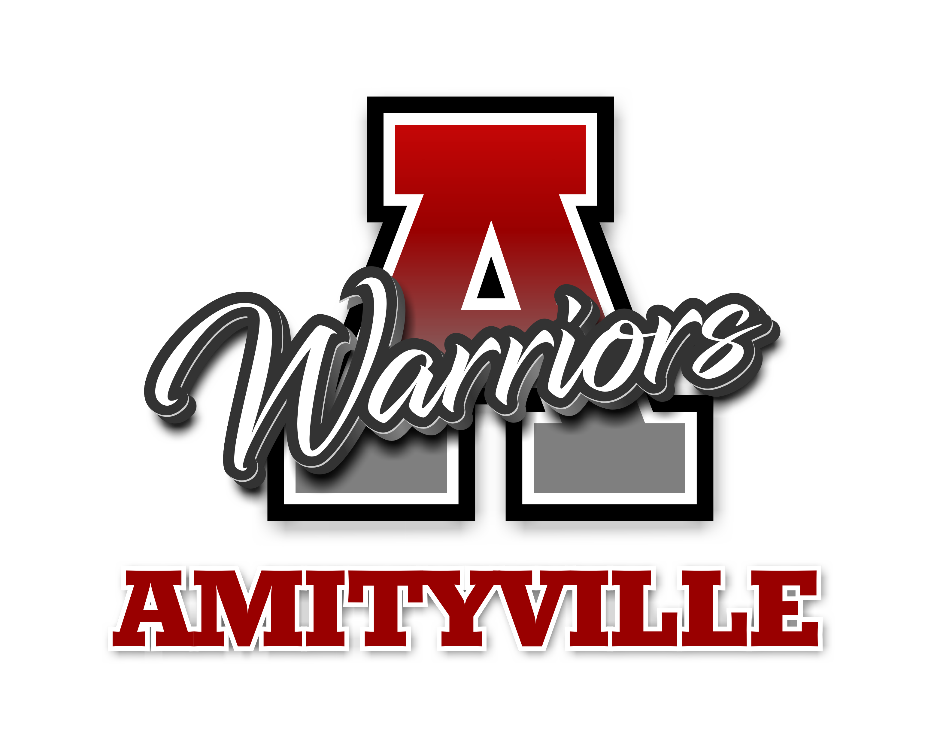 Amityville Memorial High School logo