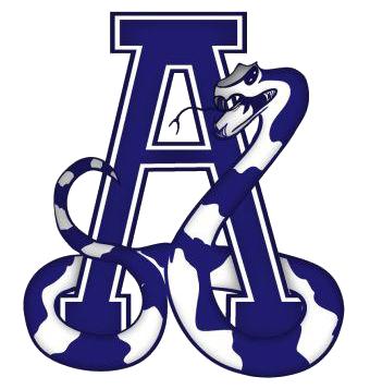 Anaconda High School logo