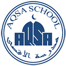 Aqsa High School logo