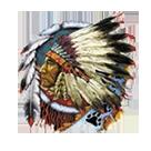 Arickaree High School logo