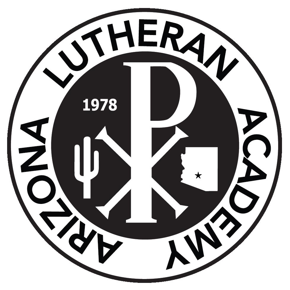 Arizona Lutheran Academy logo