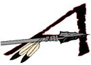 Arlee High School logo