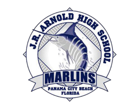 Arnold High School logo