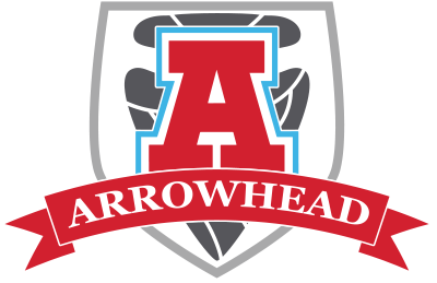 Arrowhead High School logo