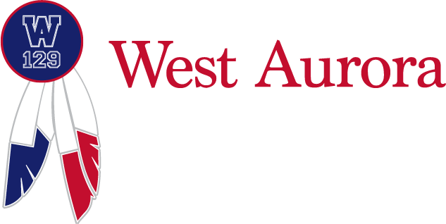 Aurora West High School logo