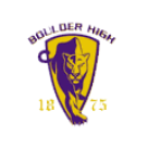 Boulder High School logo
