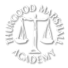Thurgood Marshall Academy logo