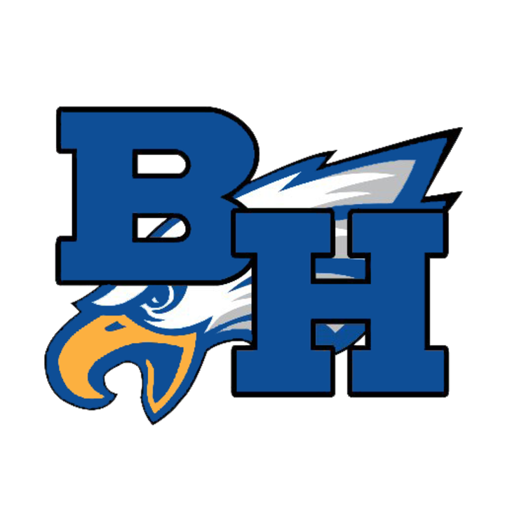 Barbers Hill High School logo