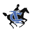 Ichabod Crane Senior High School logo