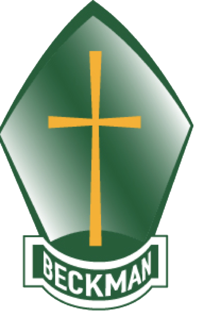 Beckman Catholic Junior/Senior High School  logo