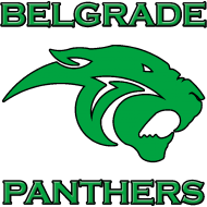 Belgrade High School logo