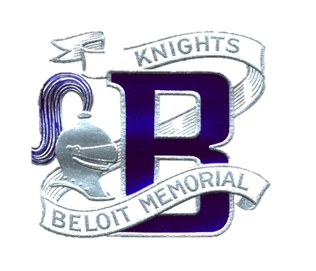 Beloit Memorial High School logo