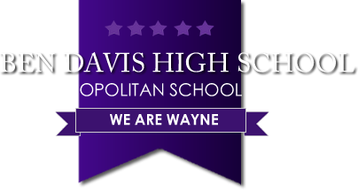 Ben Davis High School logo