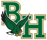 Bishop Hendricken High School logo