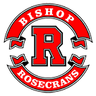 Bishop Rosecrans logo