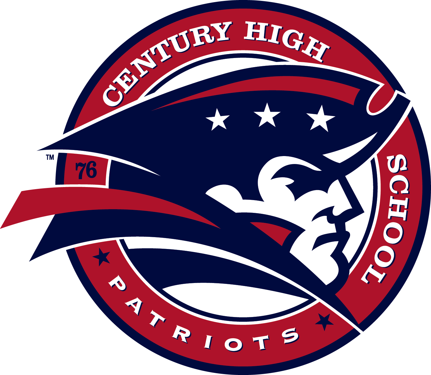 Bismarck Century High School logo