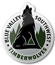 Blue Valley Southwest High School logo