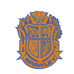 Brawley Union High School logo