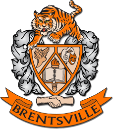 Brentsville District High School logo